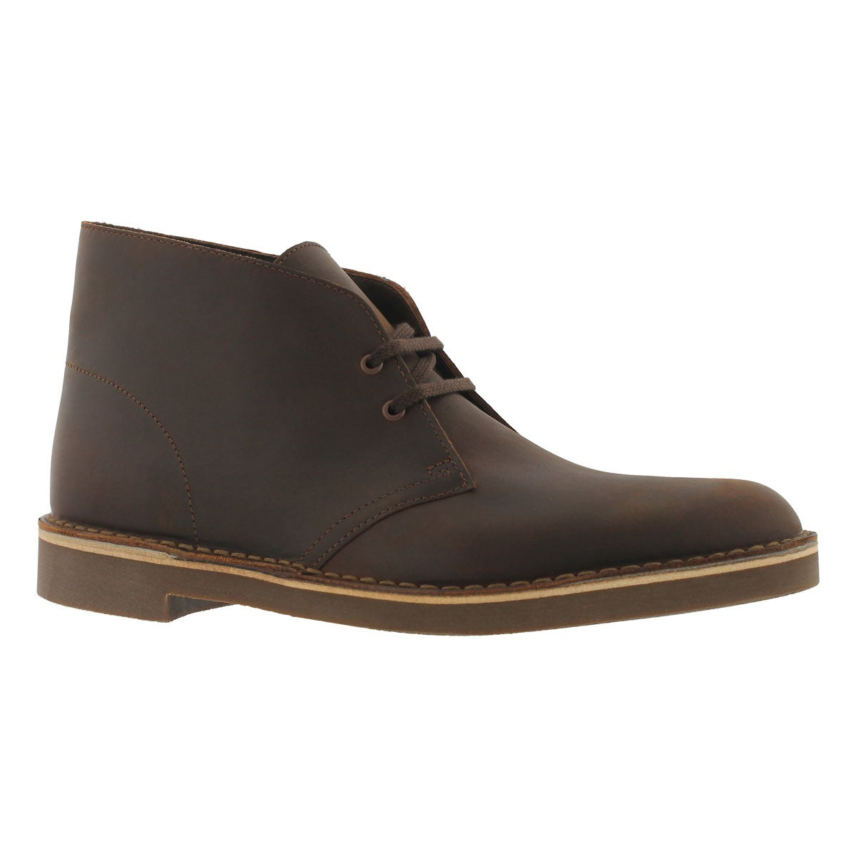 Men's BUSHACRE 2 dark brown desert boots
