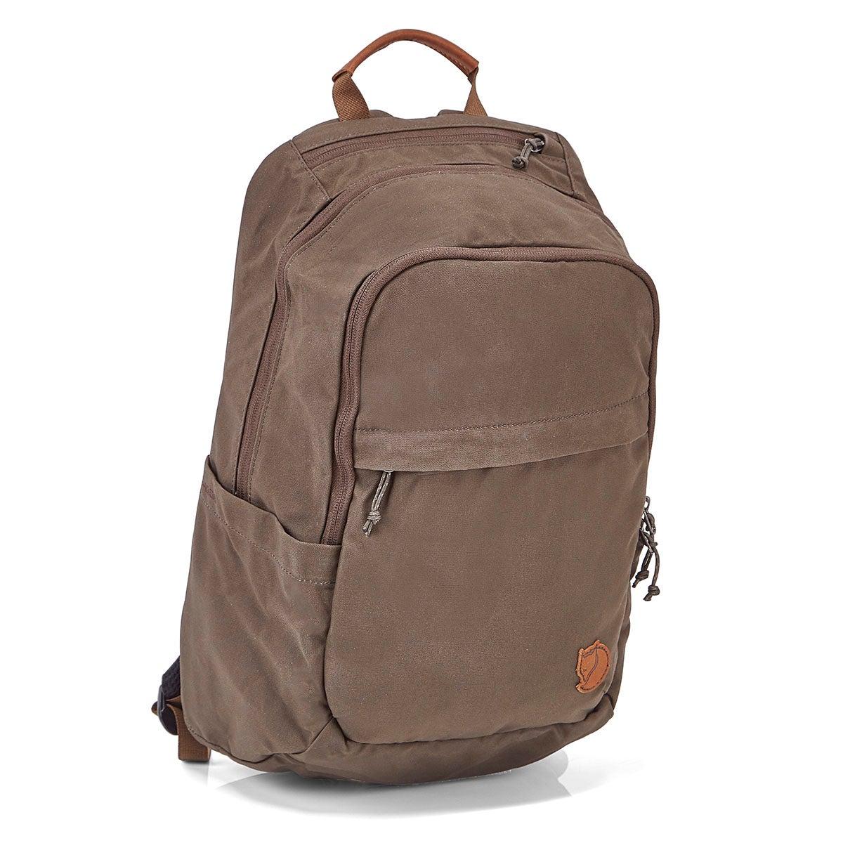 Fjallraven Raven 20L dark olive backpack