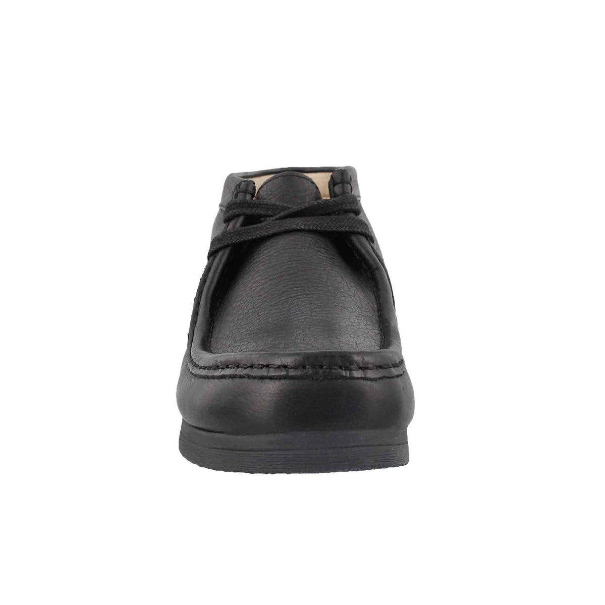 Mns Stinson Hi black casual shoe