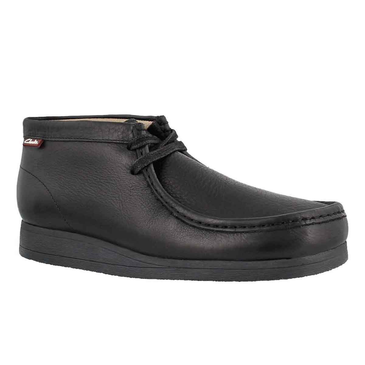 Men's STINSON HI black casual shoes