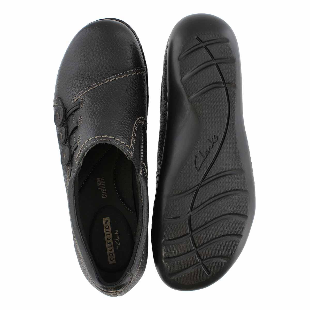 Lds Ashland Effie black casual slip on