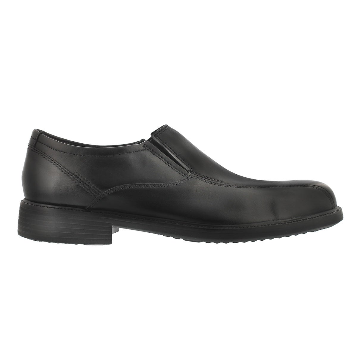 Mns Bardwell Step blk slip on dress shoe