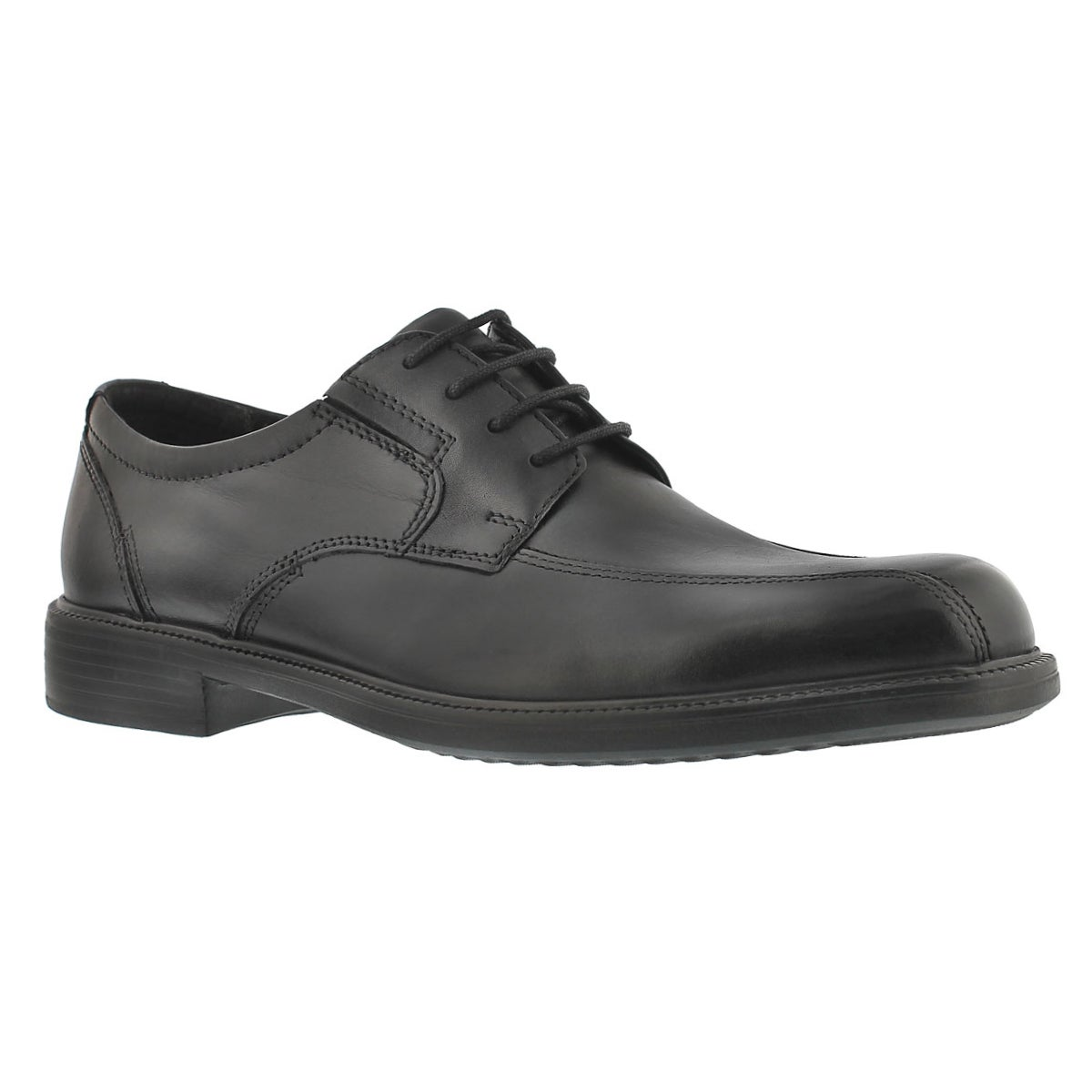 Mns Bardwell Walk blk lace up dress shoe
