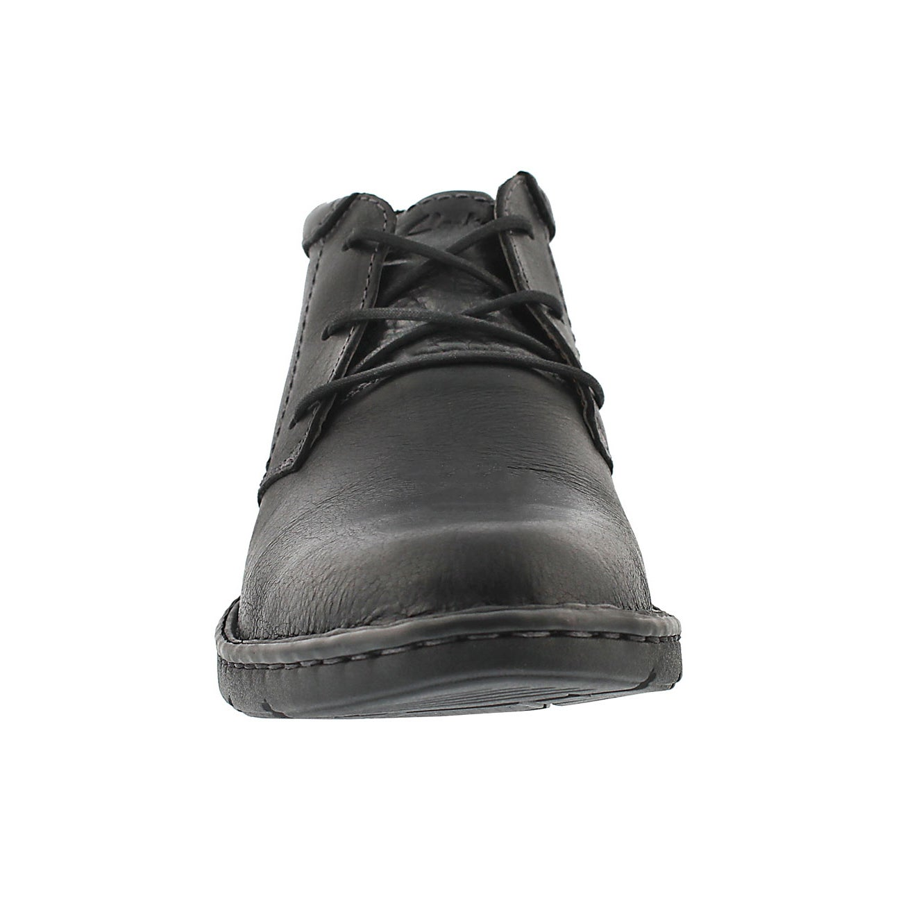 Mns Stratton Limit blk ankle boot - wide