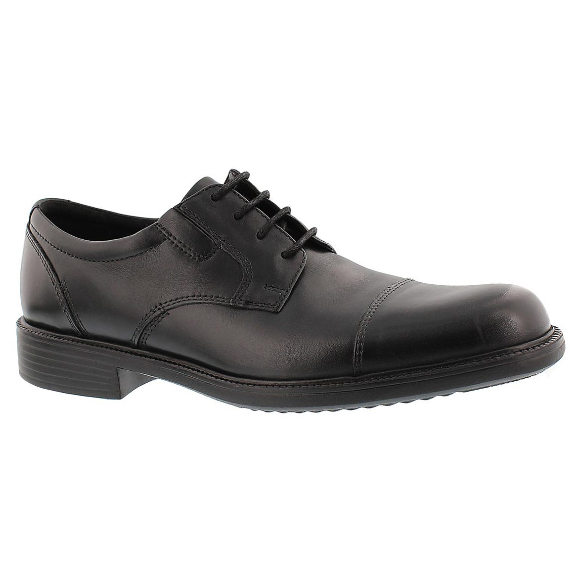 Mns Bardwell Limit blk Toe Cap Oxford