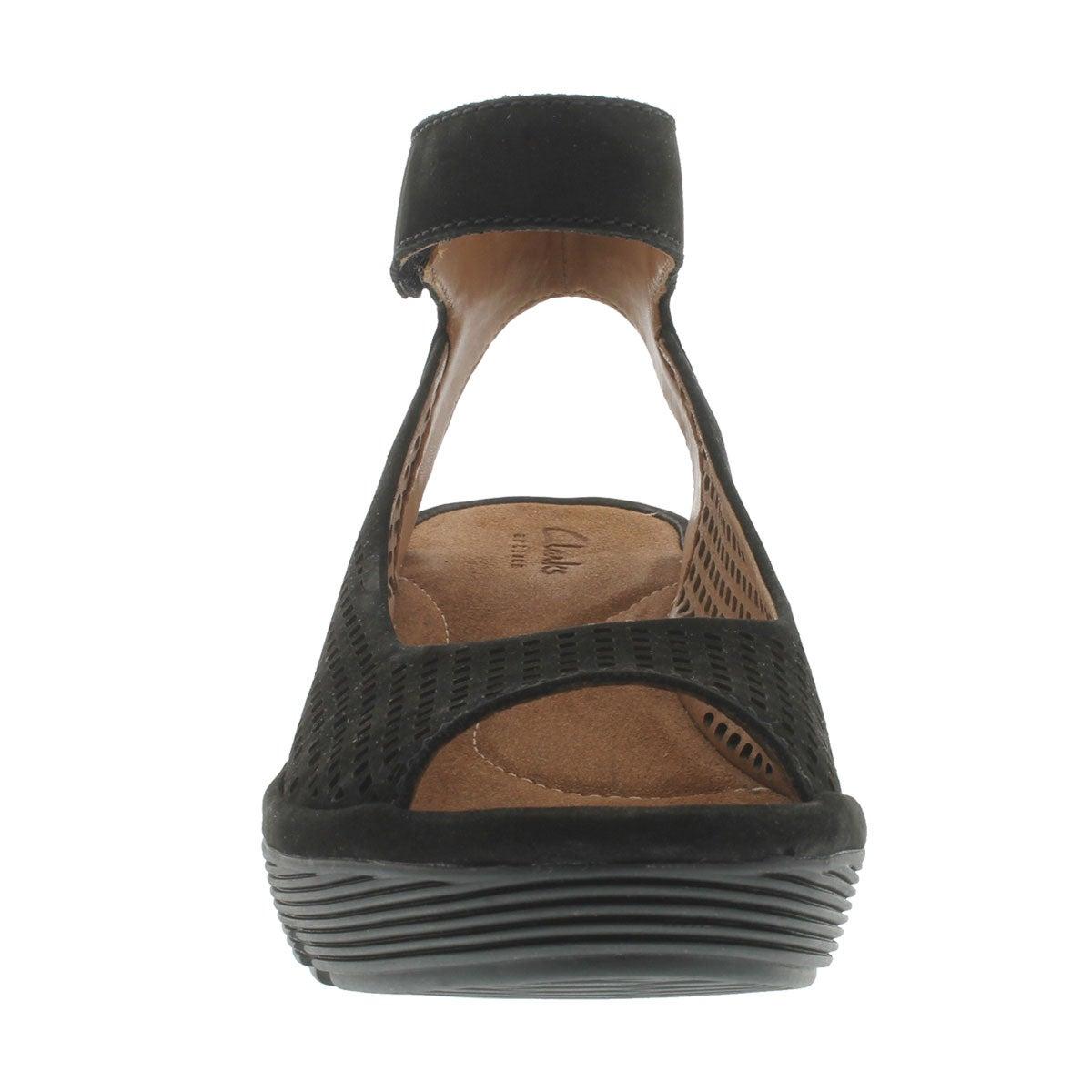 Sandale CLARENE PRIMA, noir, femmes