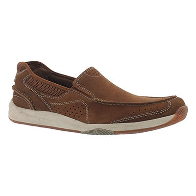 Mns Allston Free tan slipon casual shoe