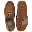 Mns Allston Edge tan lace up casual shoe
