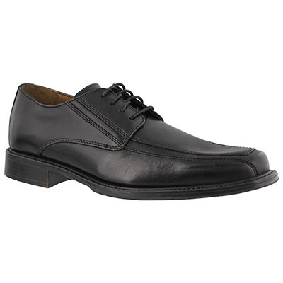 Mns Driggs Walk blk dress oxford