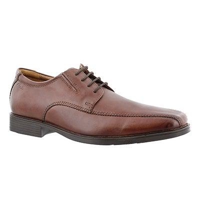 Clarks Richelieux habillés TILDEN WALK, brun, hommes