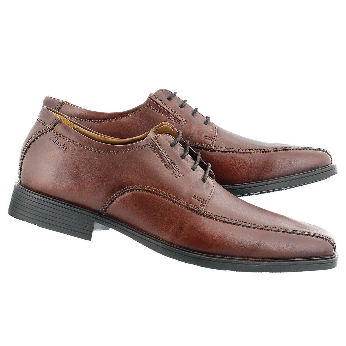 Mns Tilden Walk brown dress oxford
