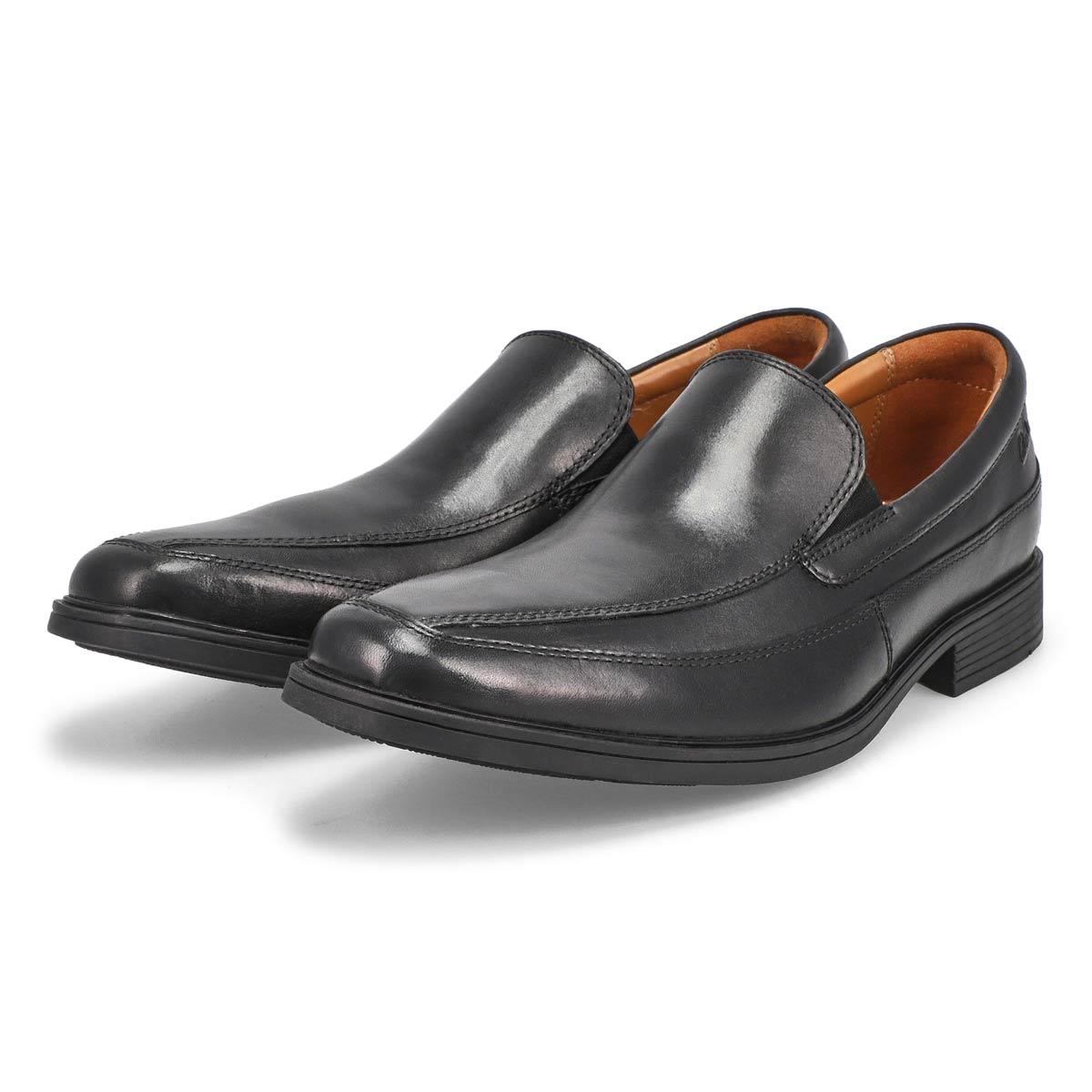Mns Tilden Free black dress slip on