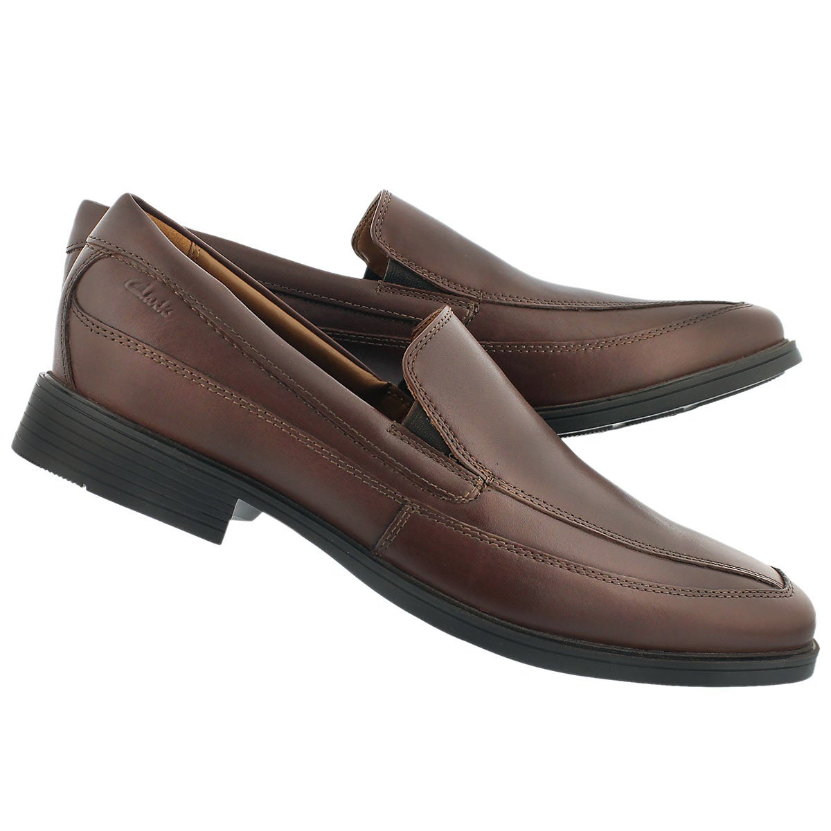 Flâneur habillé Tilden Free, brun, homme