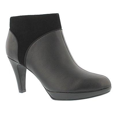 Lds Narine Nellie black dress bootie
