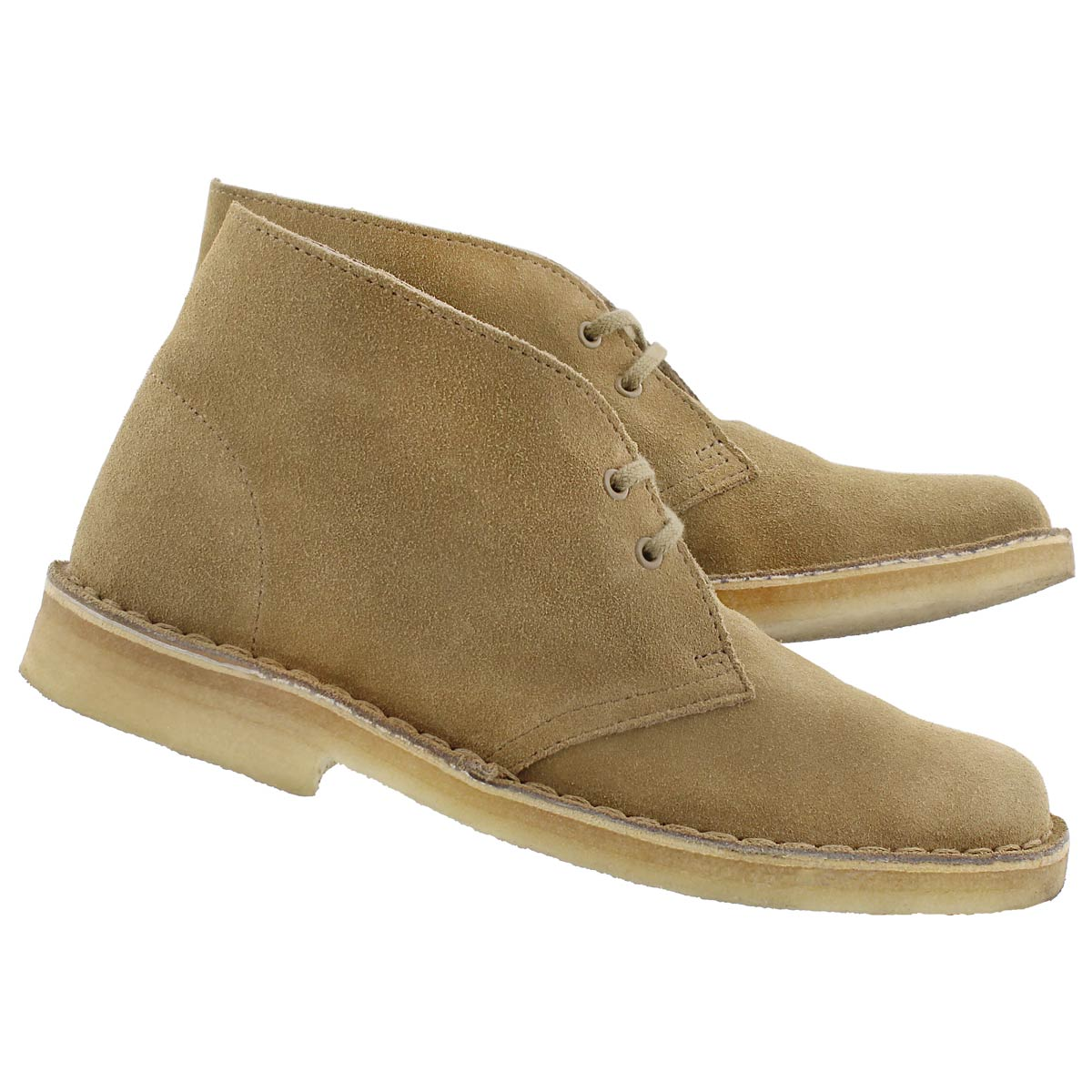 Lds Originals Desert Boot oakwood suede