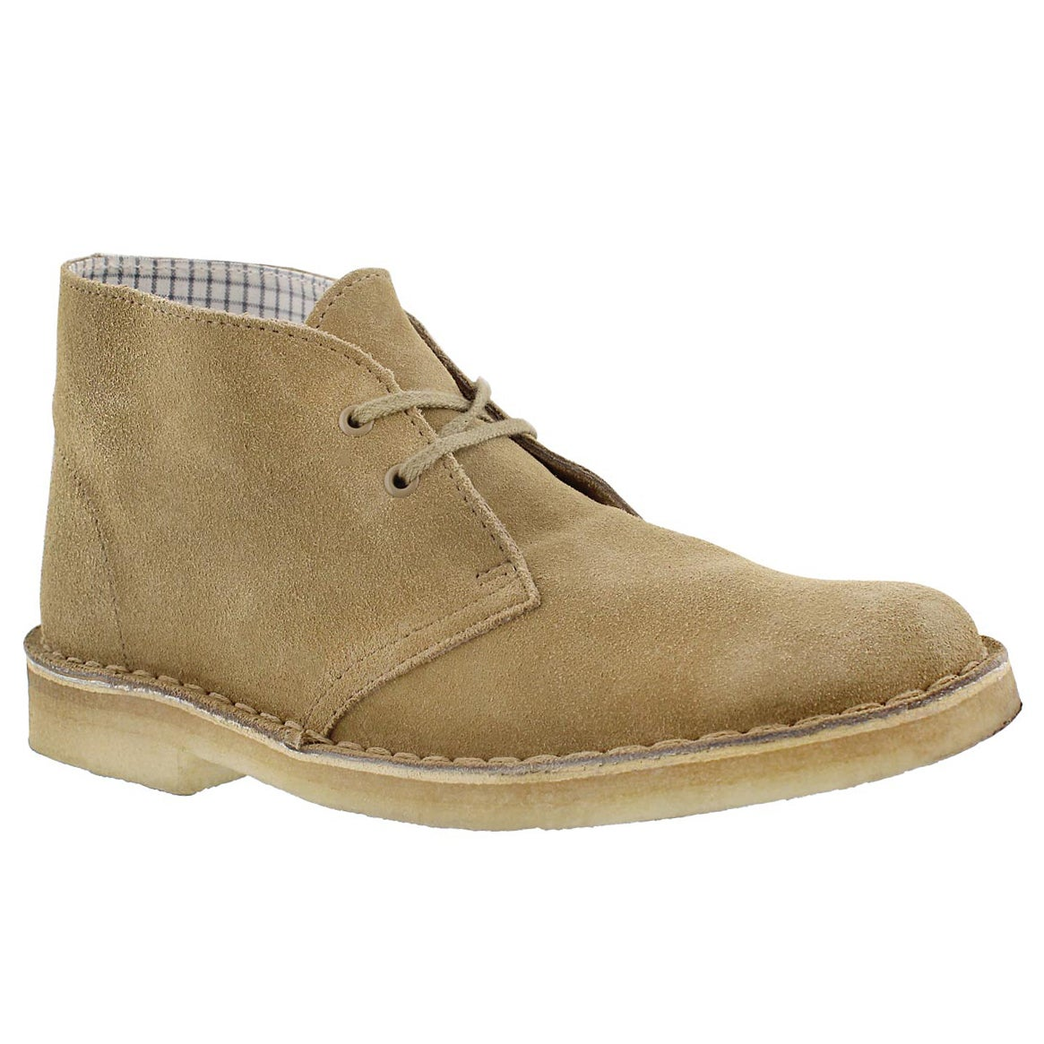 Wonderful Clarks Women39s Desert Snug W Desert Boot Shearling LinedTaupe