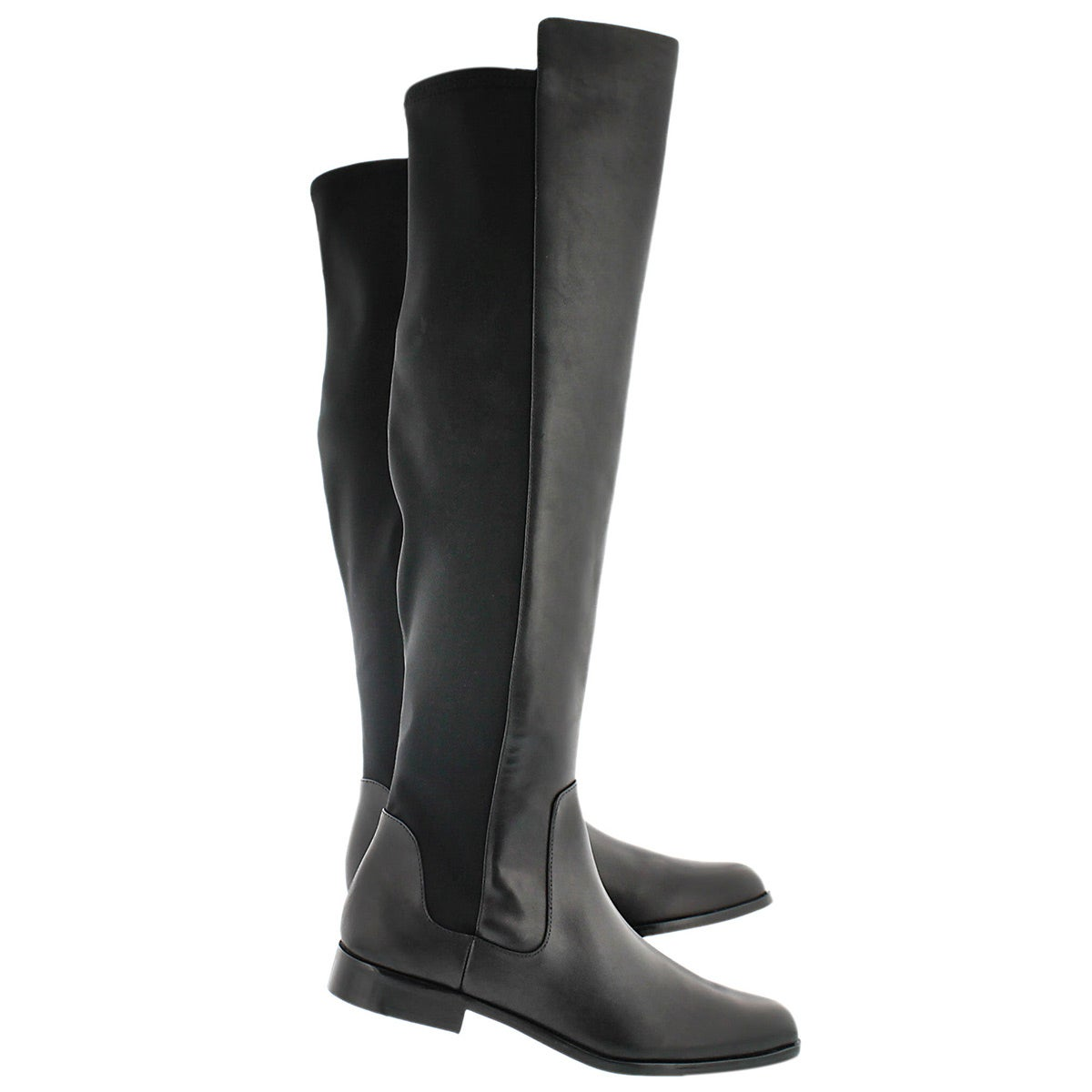 Lds Bizzy Girl black tall dress boot