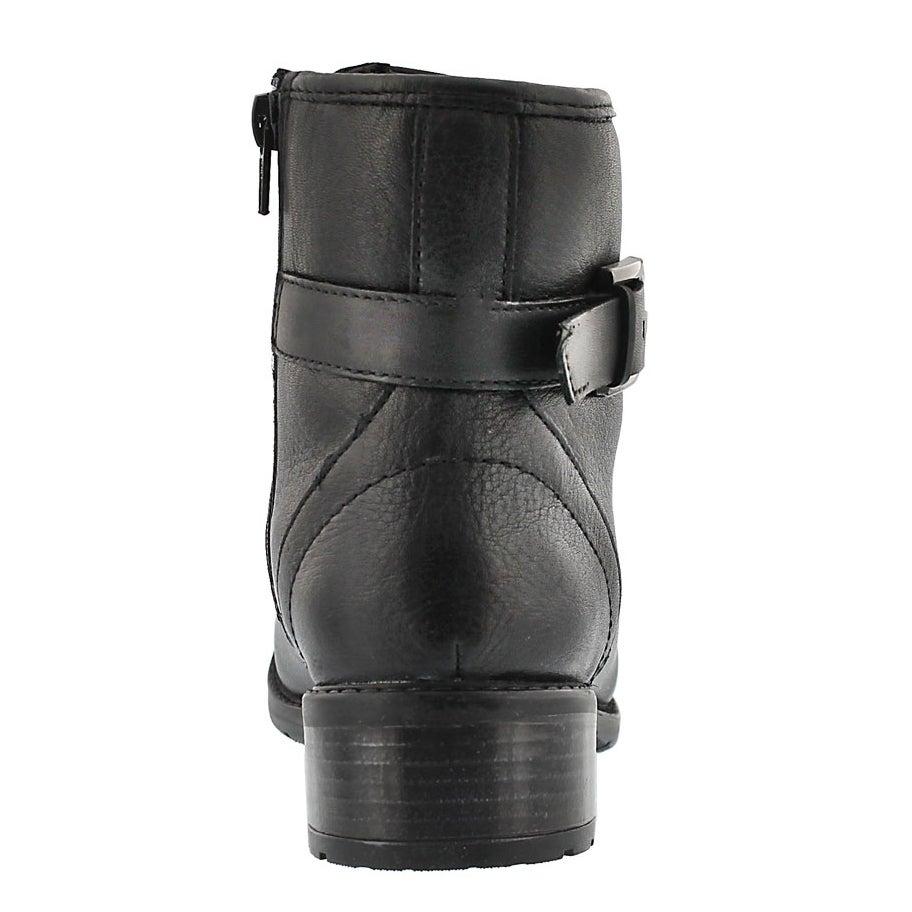 Lds Swansea Ledge black combat boot