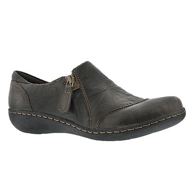 Clarks Women's FIANNA CLEO brown casual shoes