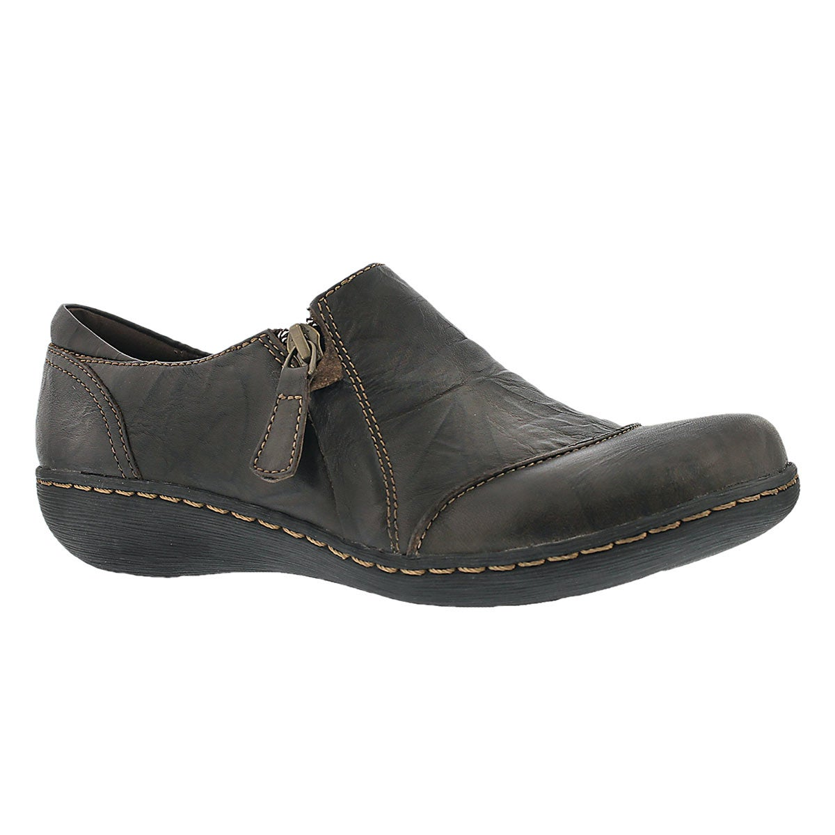 Lds Fianna Cleo brown casual shoe