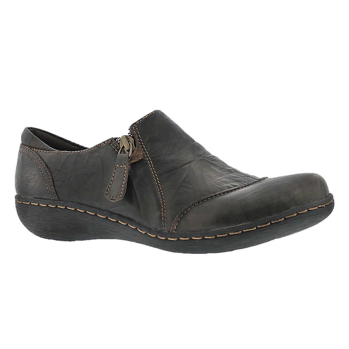 Lds Fianna Cleo brown casual shoe
