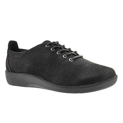Lds Sillian Tino black casual oxford
