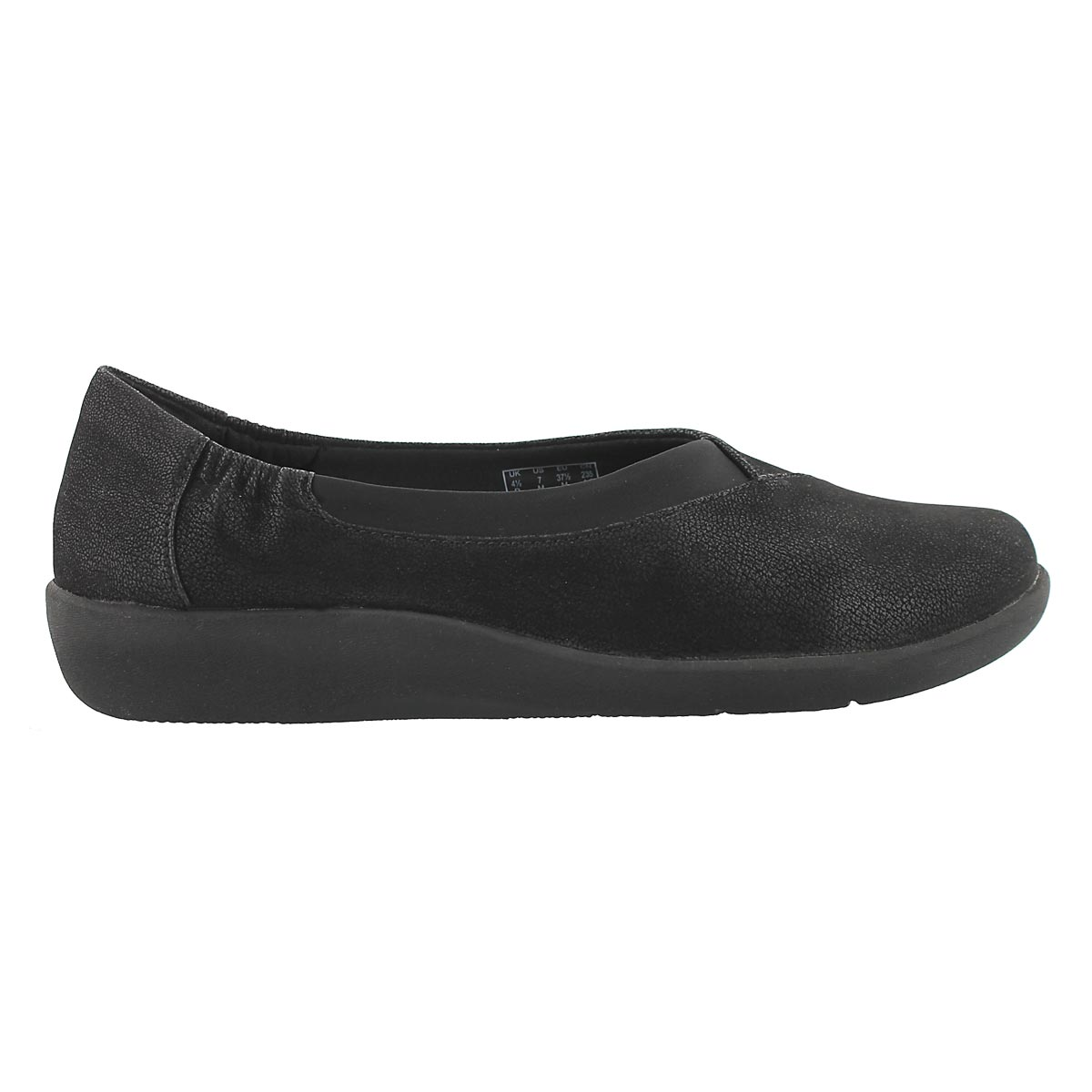 Lds Sillian Jetay black casual slip on