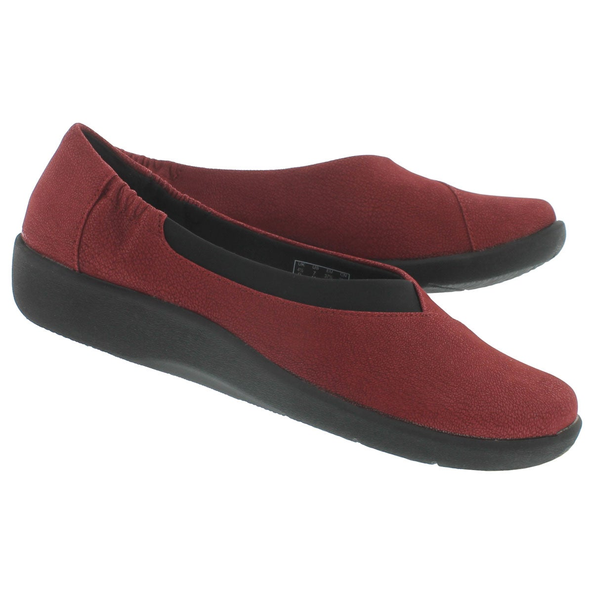Lds Sillian Jetay cherry casual slip on