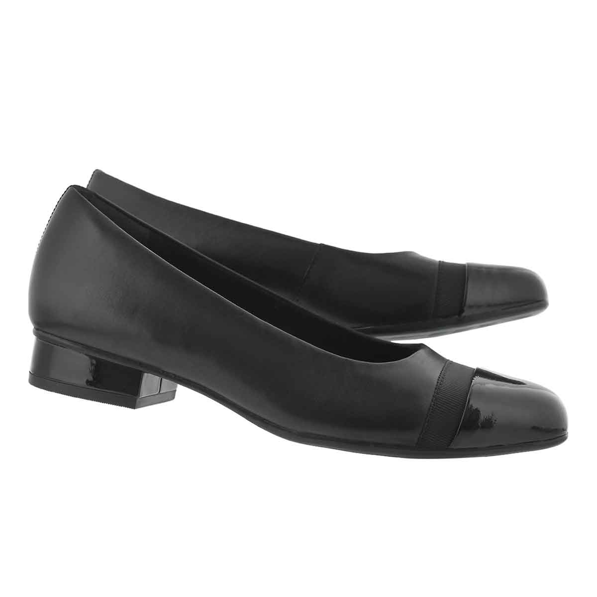 Lds Keesha Rosa blk dress heel