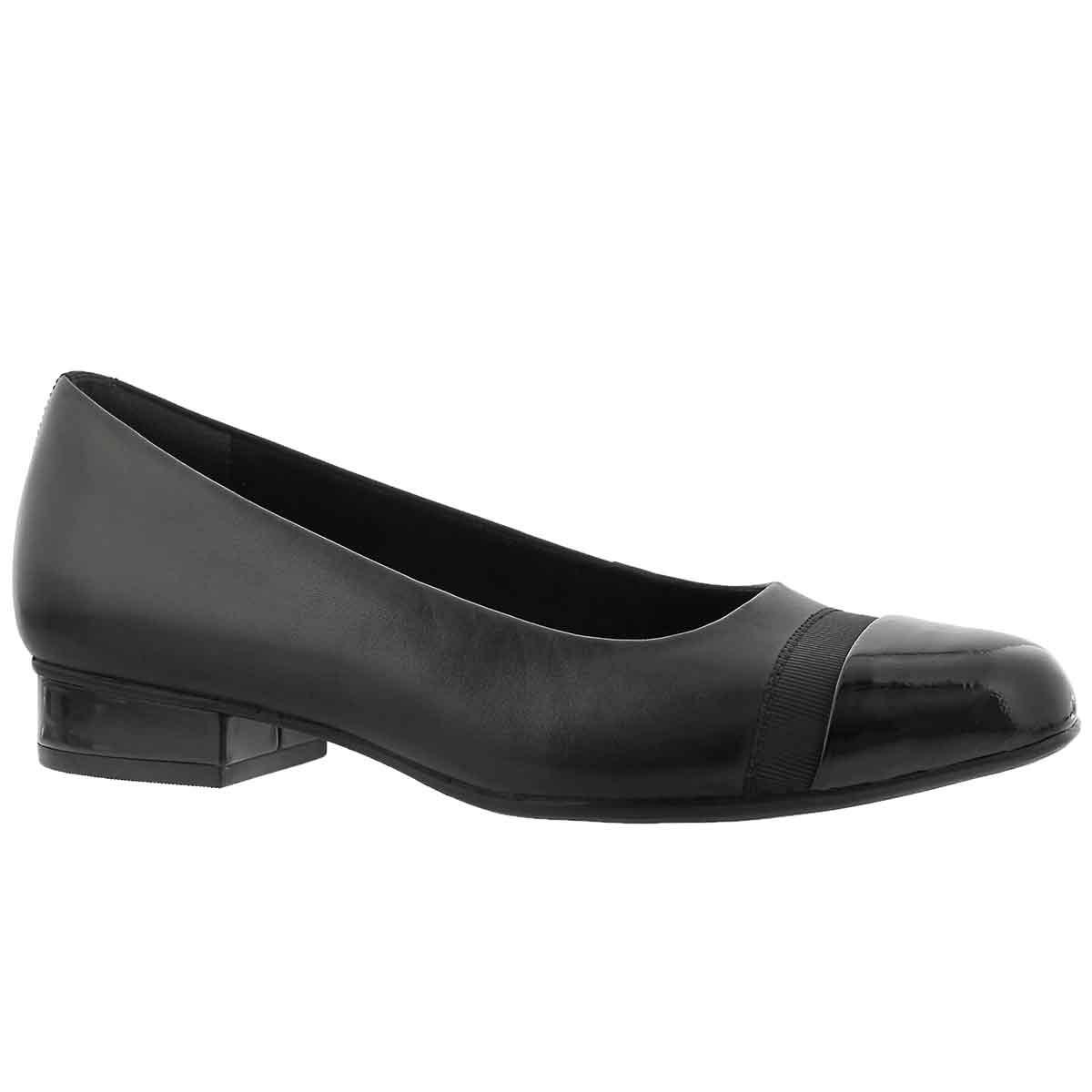 Women's KEESHA ROSA black dress heels