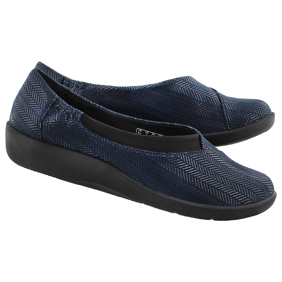 Lds Sillian Jetay navy casual slip on