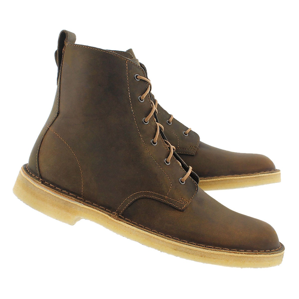 Mns Desert Mali beeswax ankle boot