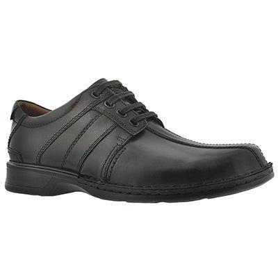 Mns Touareg Vibe blk lace up casual shoe