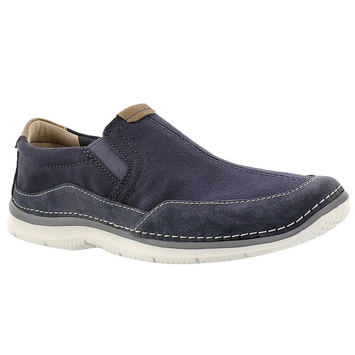 Mns Ripton Free blue slipon casual shoe