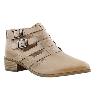 Clarks Women's MARLINA RAMBLE sand ankle boots