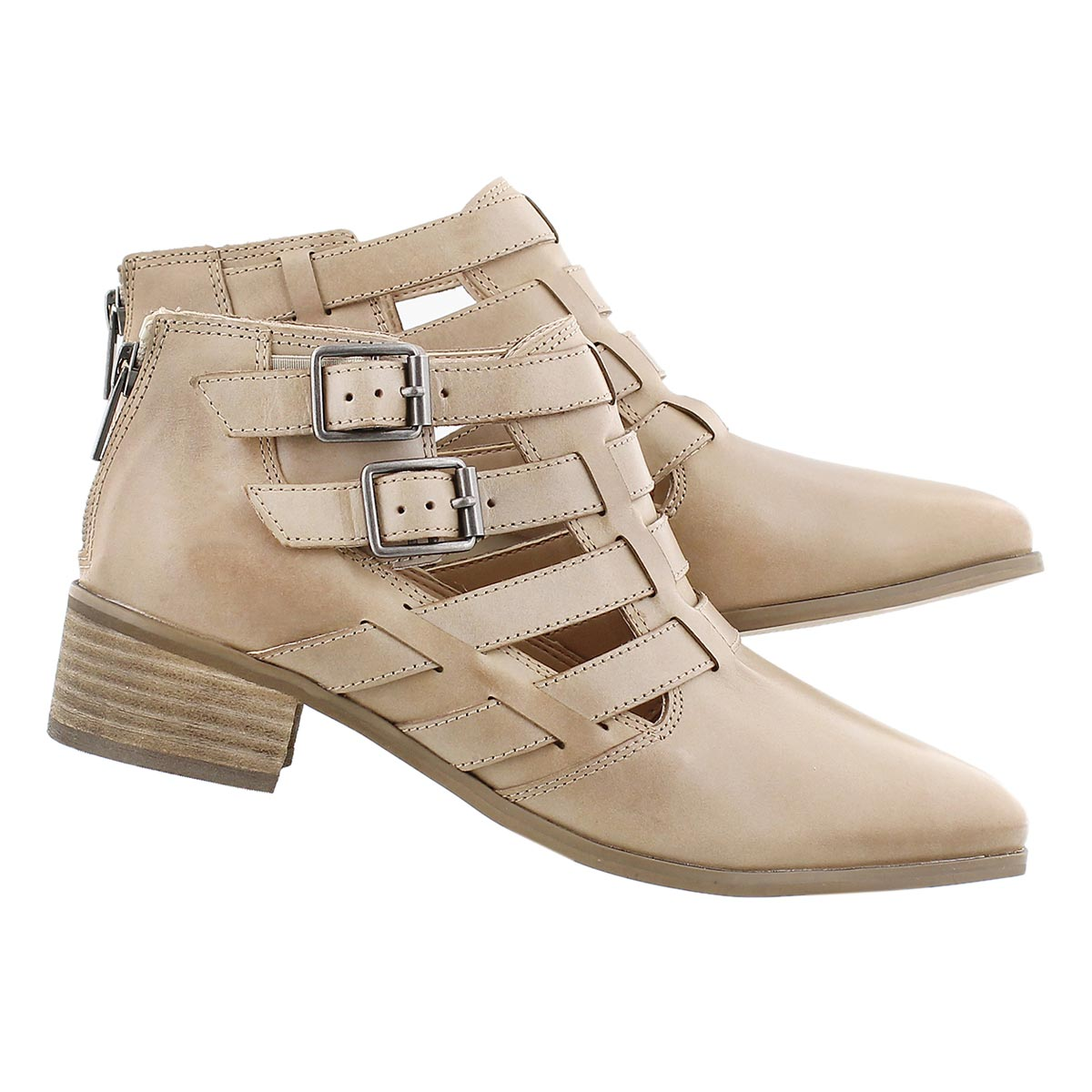 Lds Marlina Ramble sand ankle boot