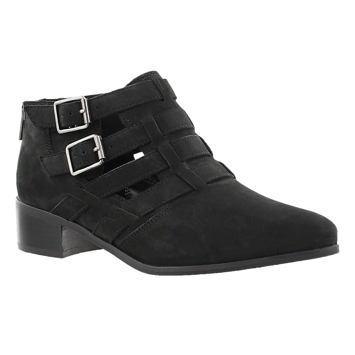 Lds Marlina Ramble black ankle boot