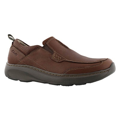 Mns Charton Step brown casual slip on