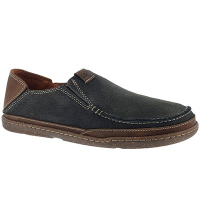 Mns Trapell Form navy casual slip on