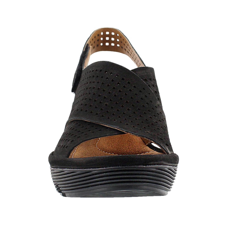 Sandale CLARENE AWARD, noir, femmes