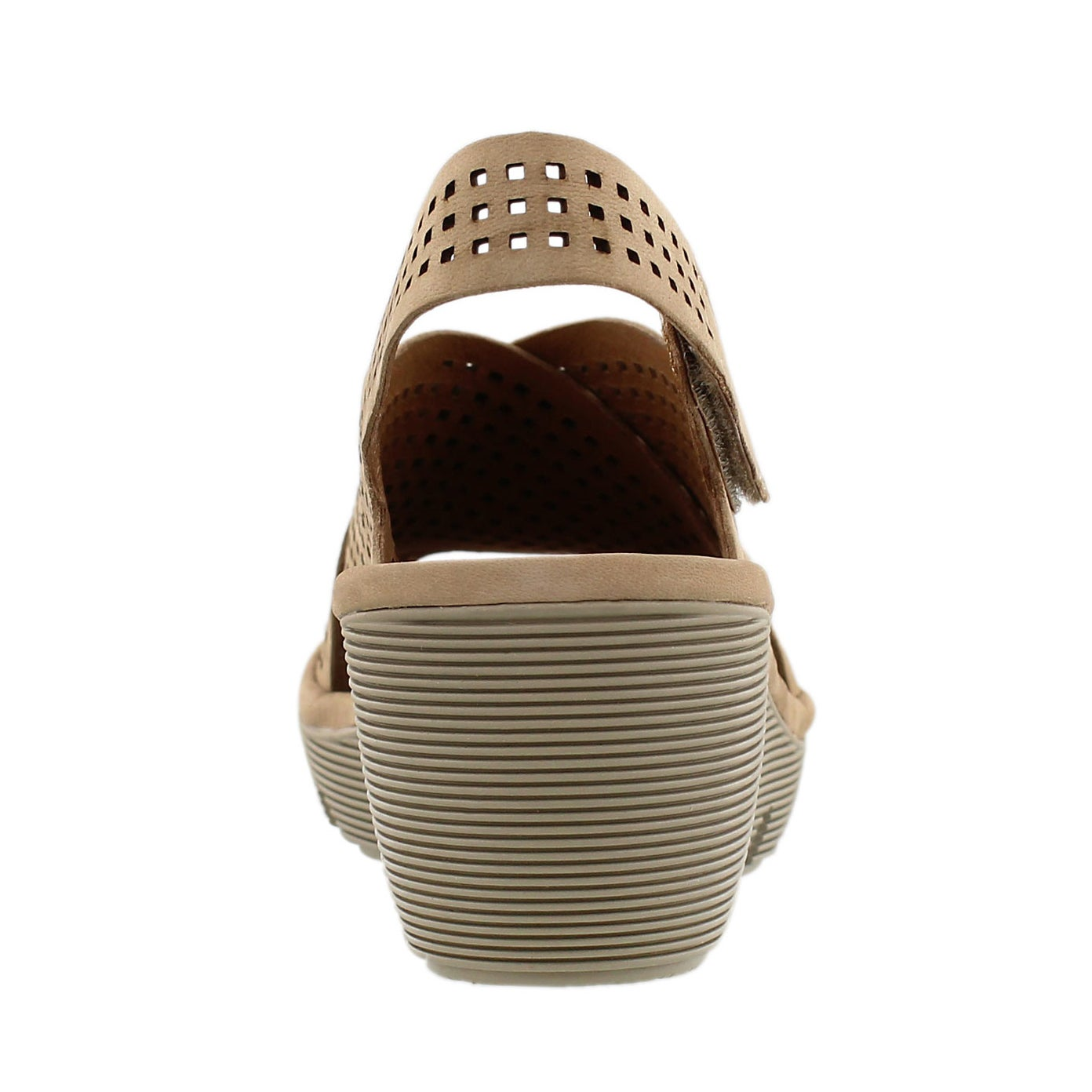 Lds Clarene Award sand wedge sandal