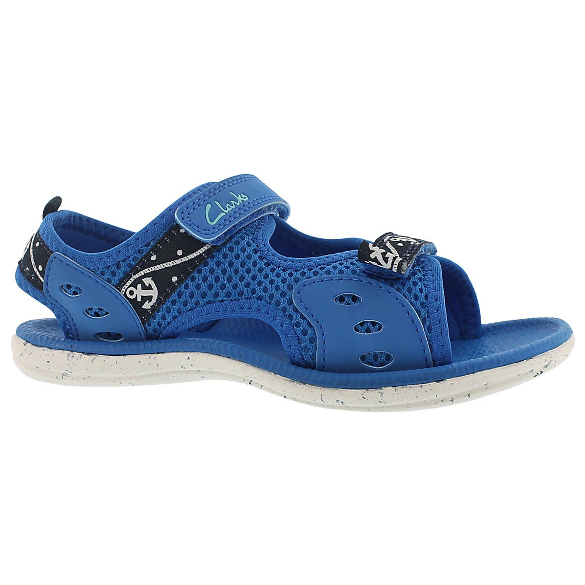 Kds Piranha Boy blue sport sandal