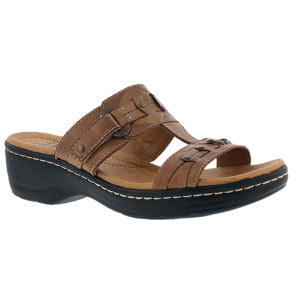 Lds Hayla Young bge casual slide sandal