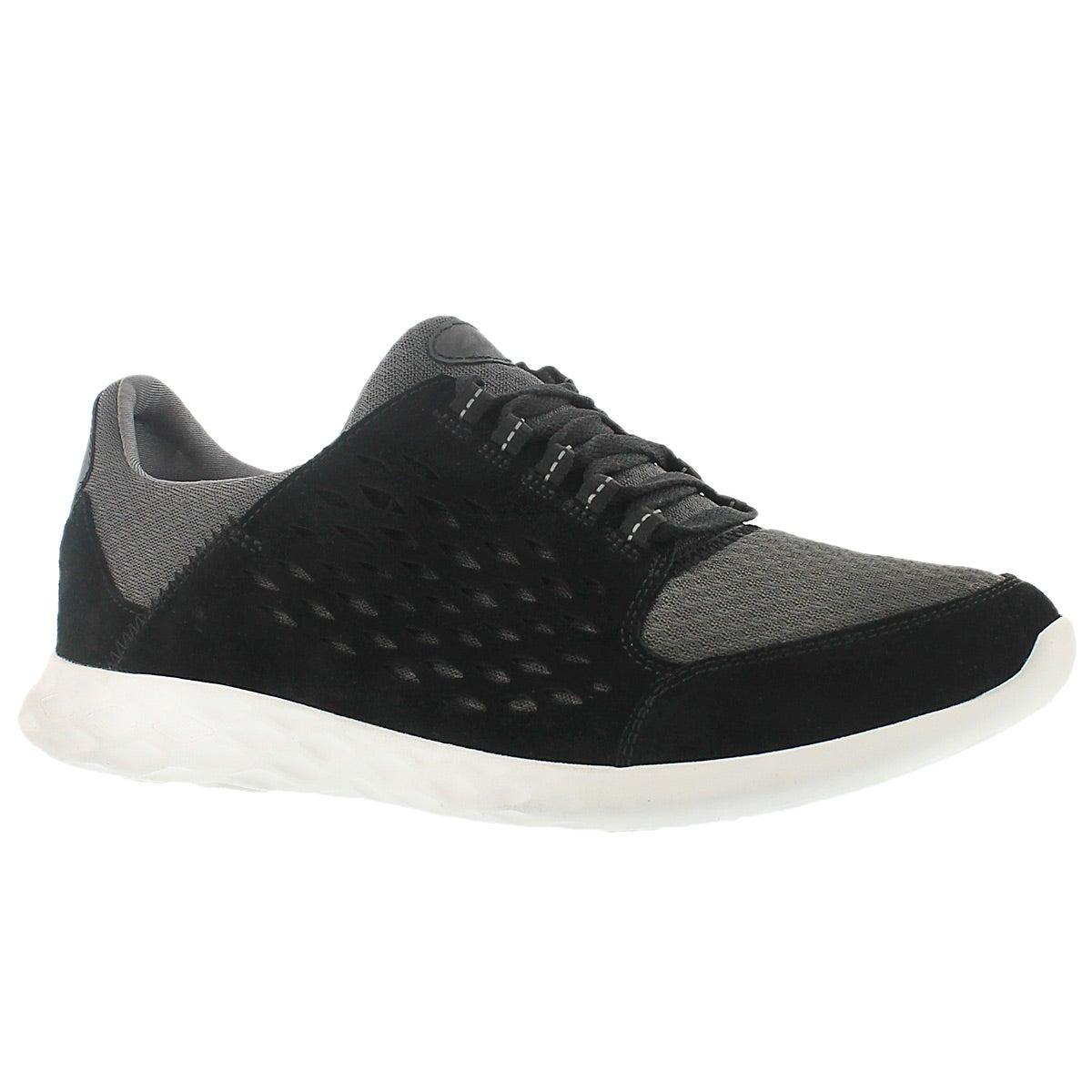 Mns Seremax Lace black lace up sneaker