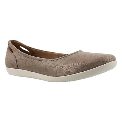 Clarks Women's HELINA ALESSIA pebble dress flats