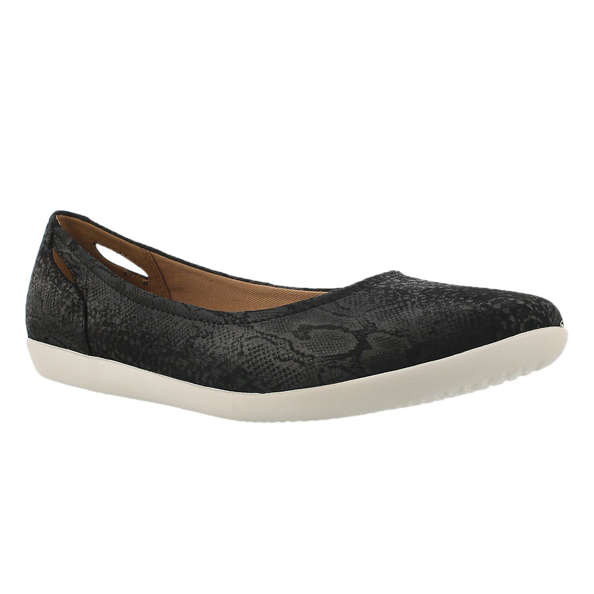 Women's HELINA ALESSIA black dress flats