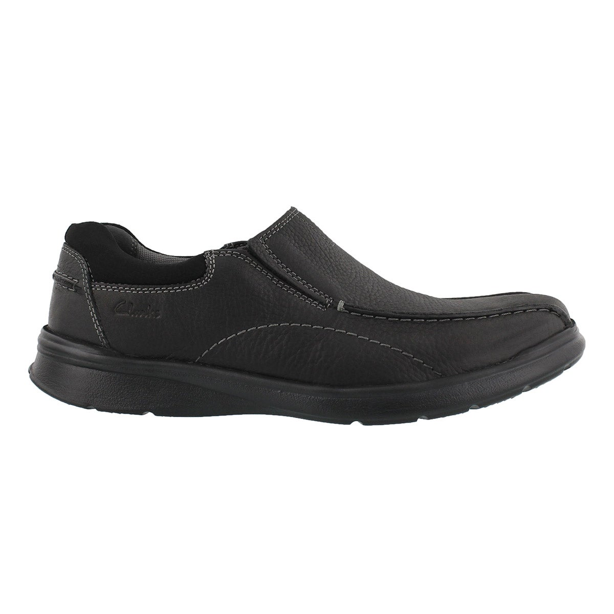 Mns Cotrell Step black slip on - medium
