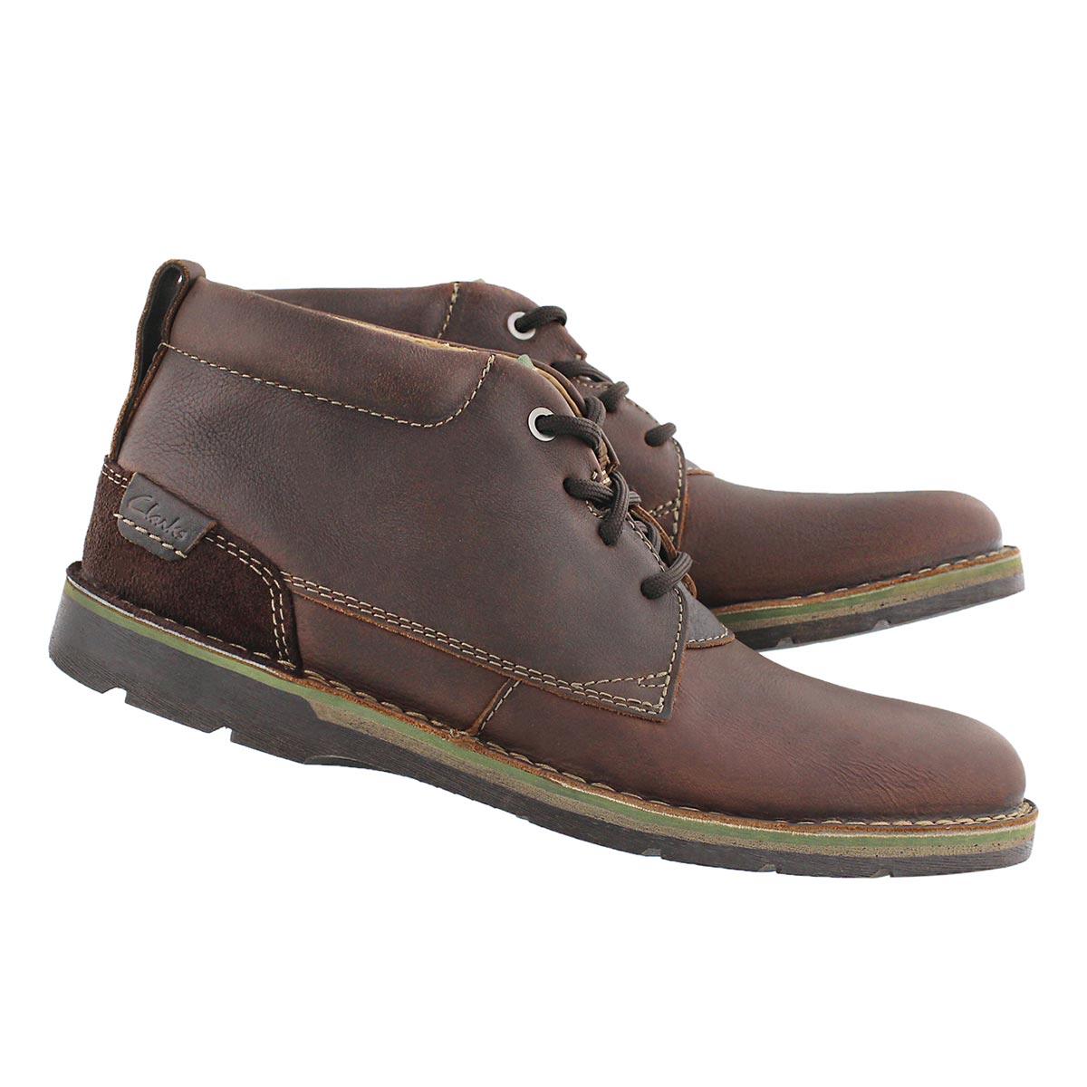 Mns Edgewick Mid brn chukka boot
