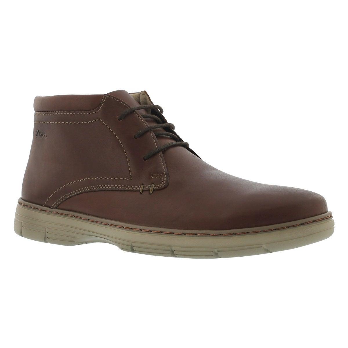 Mns Watts Mid brown chukka boot