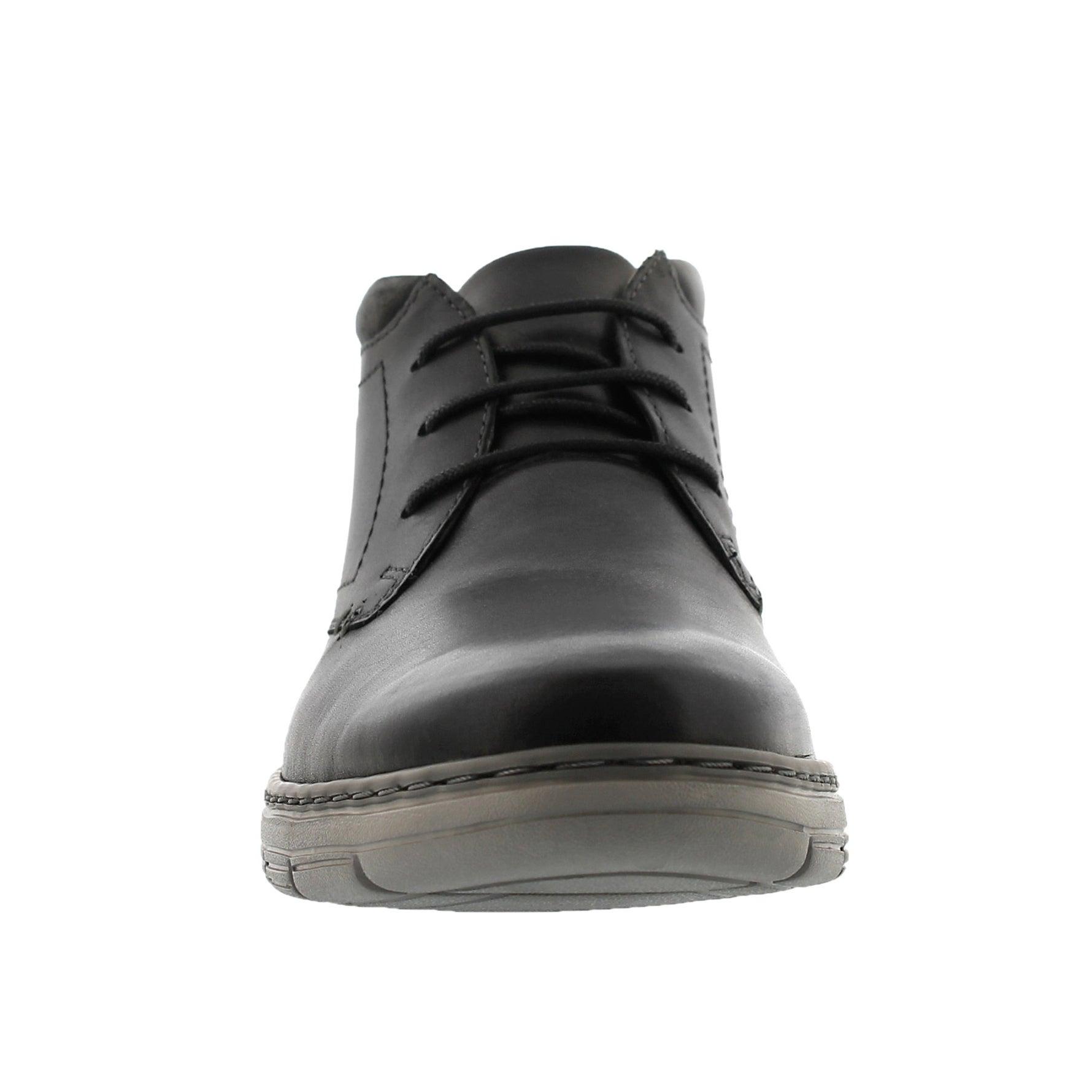 Mns Watts Mid black chukka boot